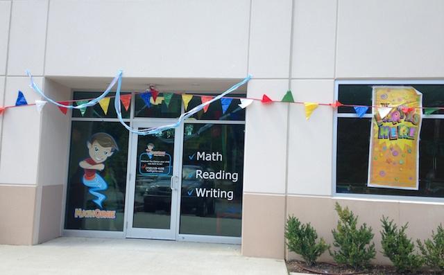 Math Genie Marlboro Front door
