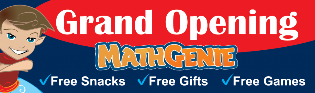 Math Genie East Brunswick Grand Opening