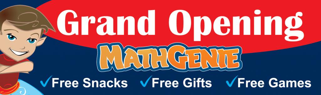 Math Genie East Brunswick Grand Opening