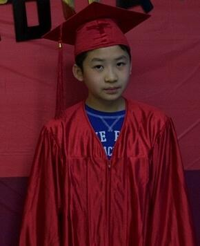 Math Genie Success-student goes from average to extraordinary and excels in every subject at school after enrolling in Math Genie