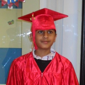 Math Genie Success-student scores 100% on the NJ ASK