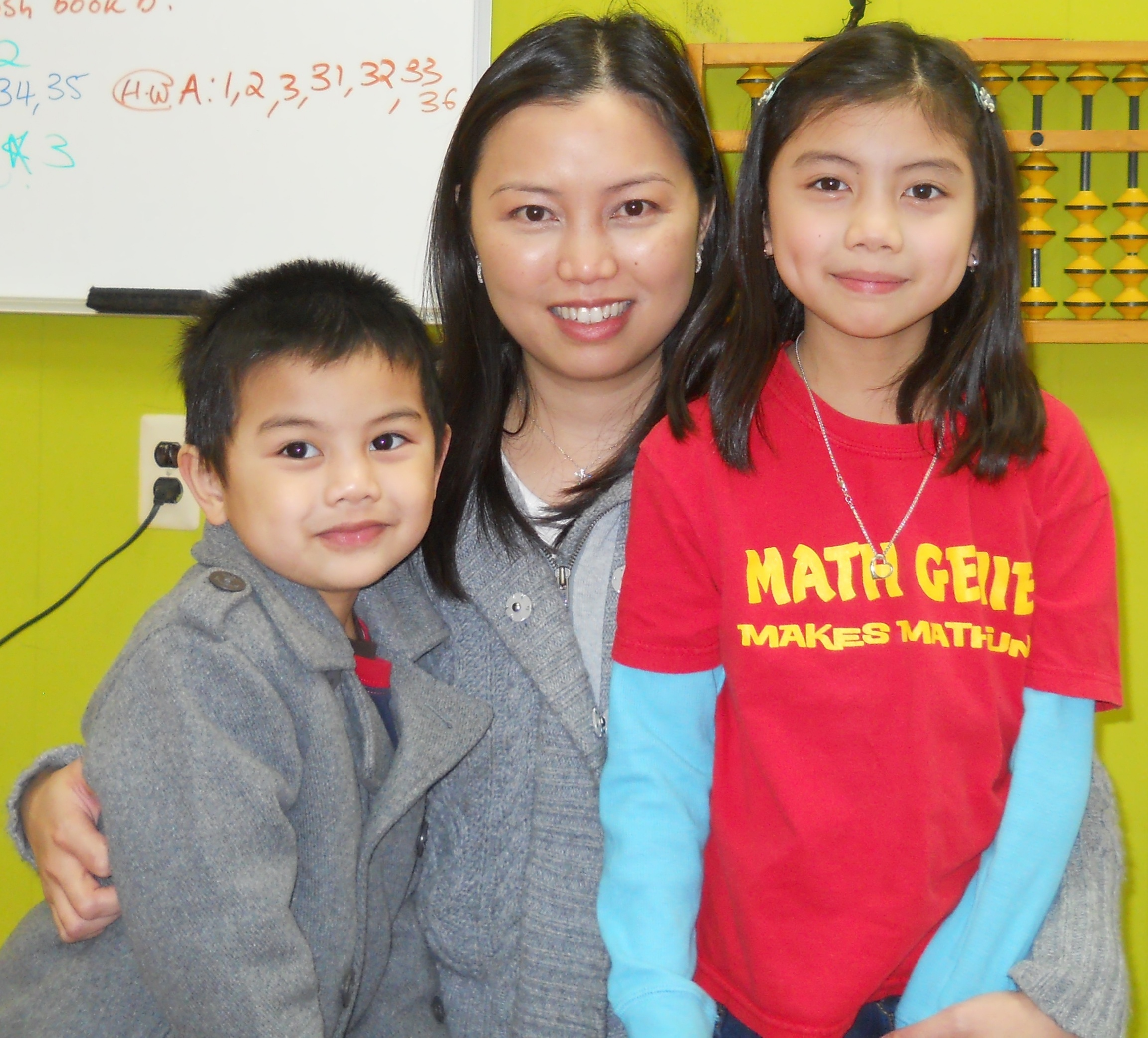 Math Genie Success- students teacher is shocked at Math Genie students extraordinary math skills