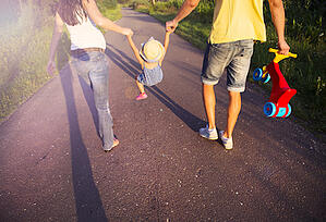 It's okay to let your child be independent