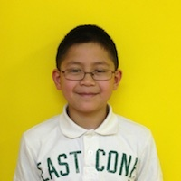 Math Genie Success- student scores 100% on the NJ ASK