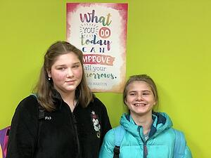Lazlo Sisters Success Story
