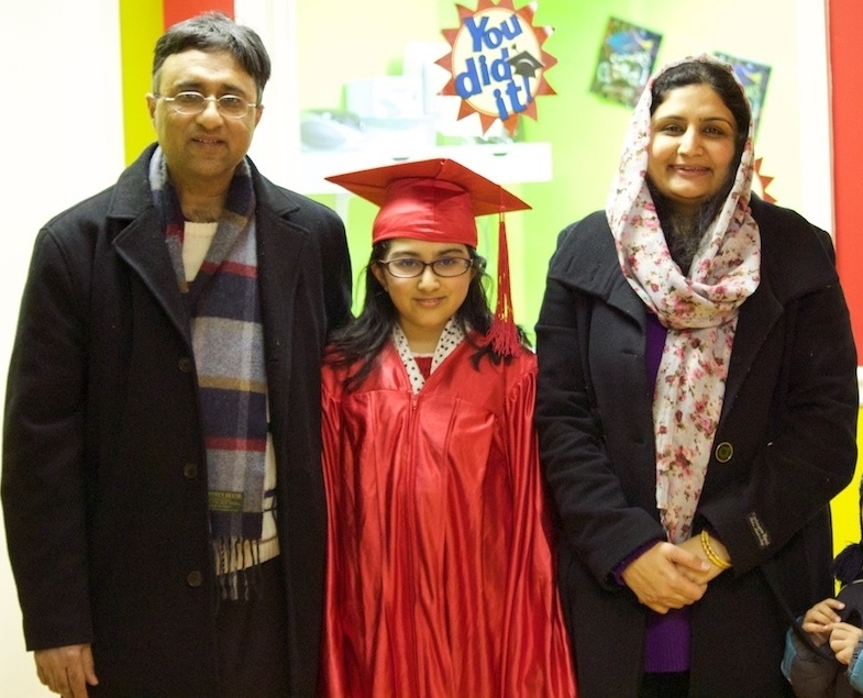 Math Genie Success-Student who once feared math can do mental math quicker than her peers since enrolling in Math Genie and aspires to become a doctor