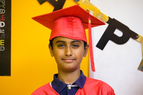 Math Genie Graduate passes the CogAT and the SCAT exams, and receives impressive scores that qualify him to get into John Hopkins Unversity's Gifted and Talented (GNT) Program