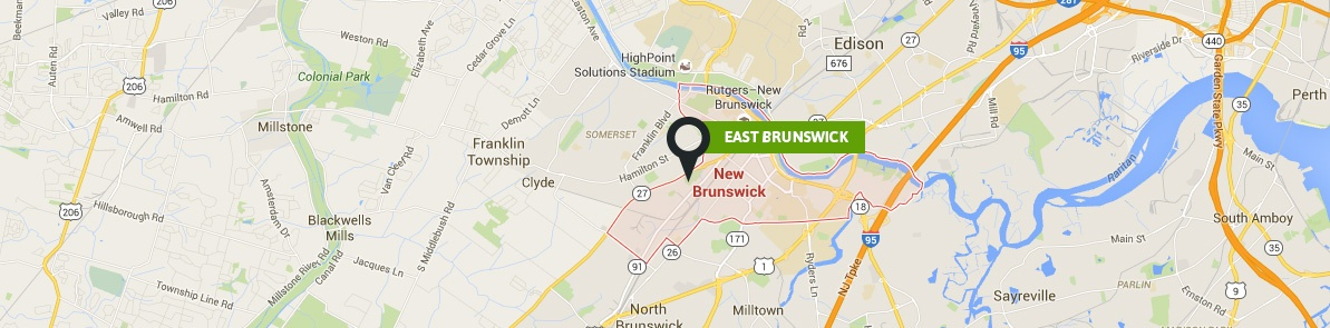 Math Genie East Brunswick Location