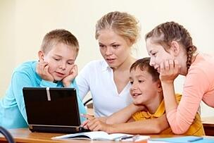 Learn the positives of screen time for your child