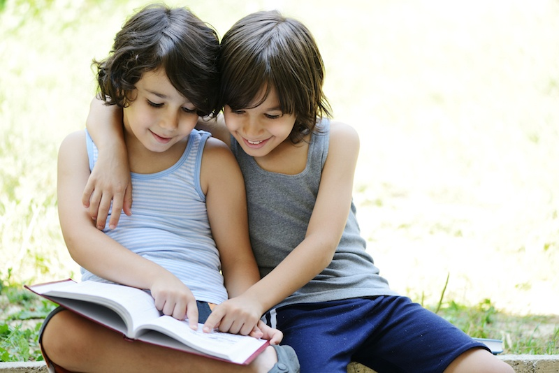 Keep your kids reading throughout the year and improve their academic needs