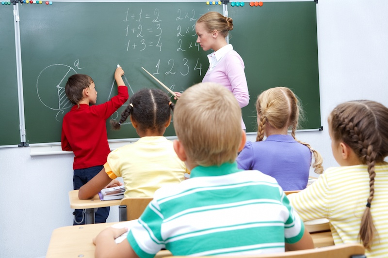 learn how you can enhance your childs basic reading, writing and math skills