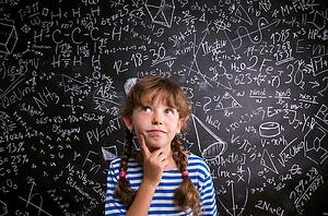 Math has it's own language. Does your child know it?