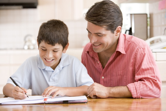 Learn how to make your child a better writer using these tips