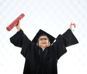 increase in number of graduates in state of New Jersey