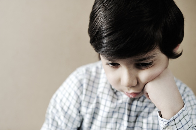 Follow these steps to help reduce stress in your child and learn the signs of anxiety your child may be experiencing