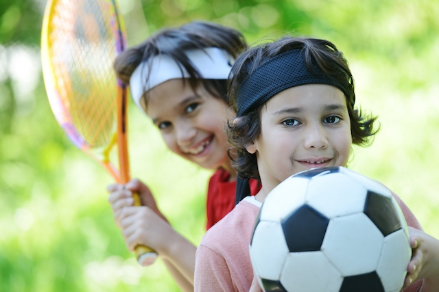 Math Genie can help your child succeed academically and competitively in other areas such as sports!