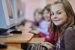 computer coding helps your child's academic success