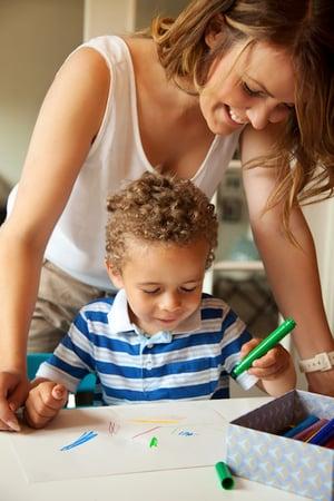help your child prepare for kindergaren