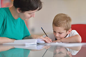 how to help your child be a creative writer