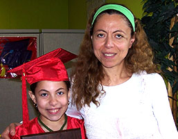 Math Genie Success- student scores 100% on NJ-ASK Test