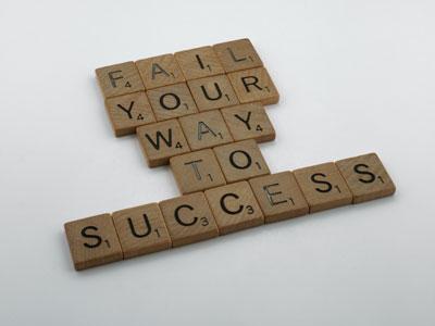 Failure: The Essential Building Block for Success