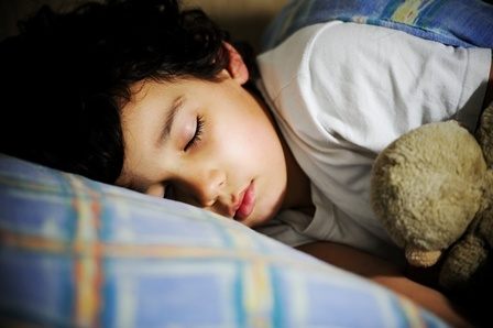 Getting Your Child to Fall Asleep and Stay Asleep: Healthy Bedtime Habits