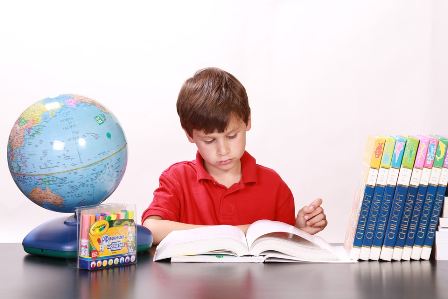 Helping your child with homework