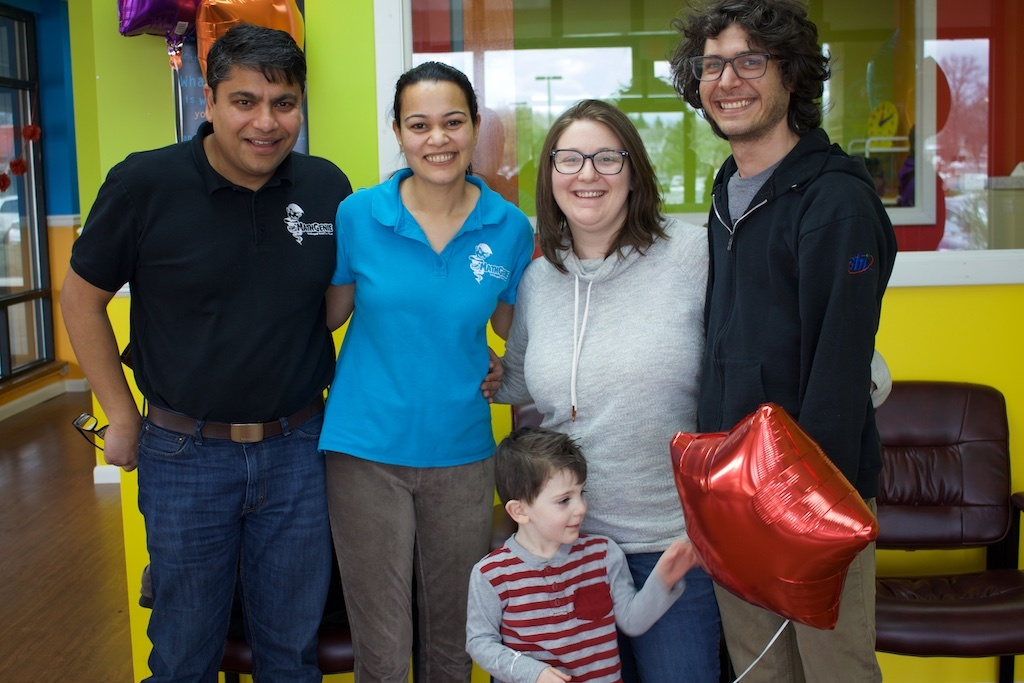 3...2...1...FUN! Math Genie Opens New Location in Plainsboro!