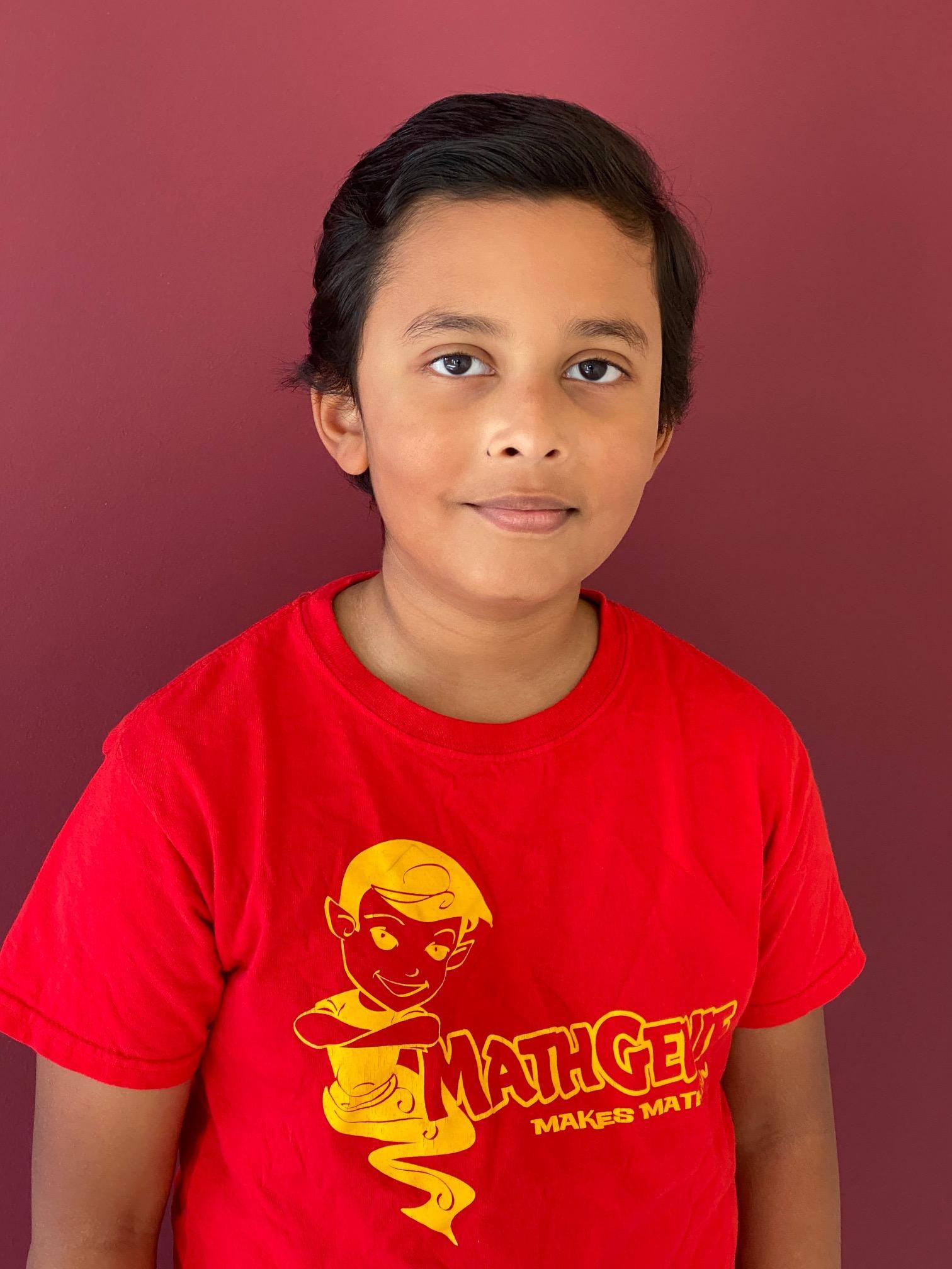 4th Grade Student Succeeds at Math Genie
