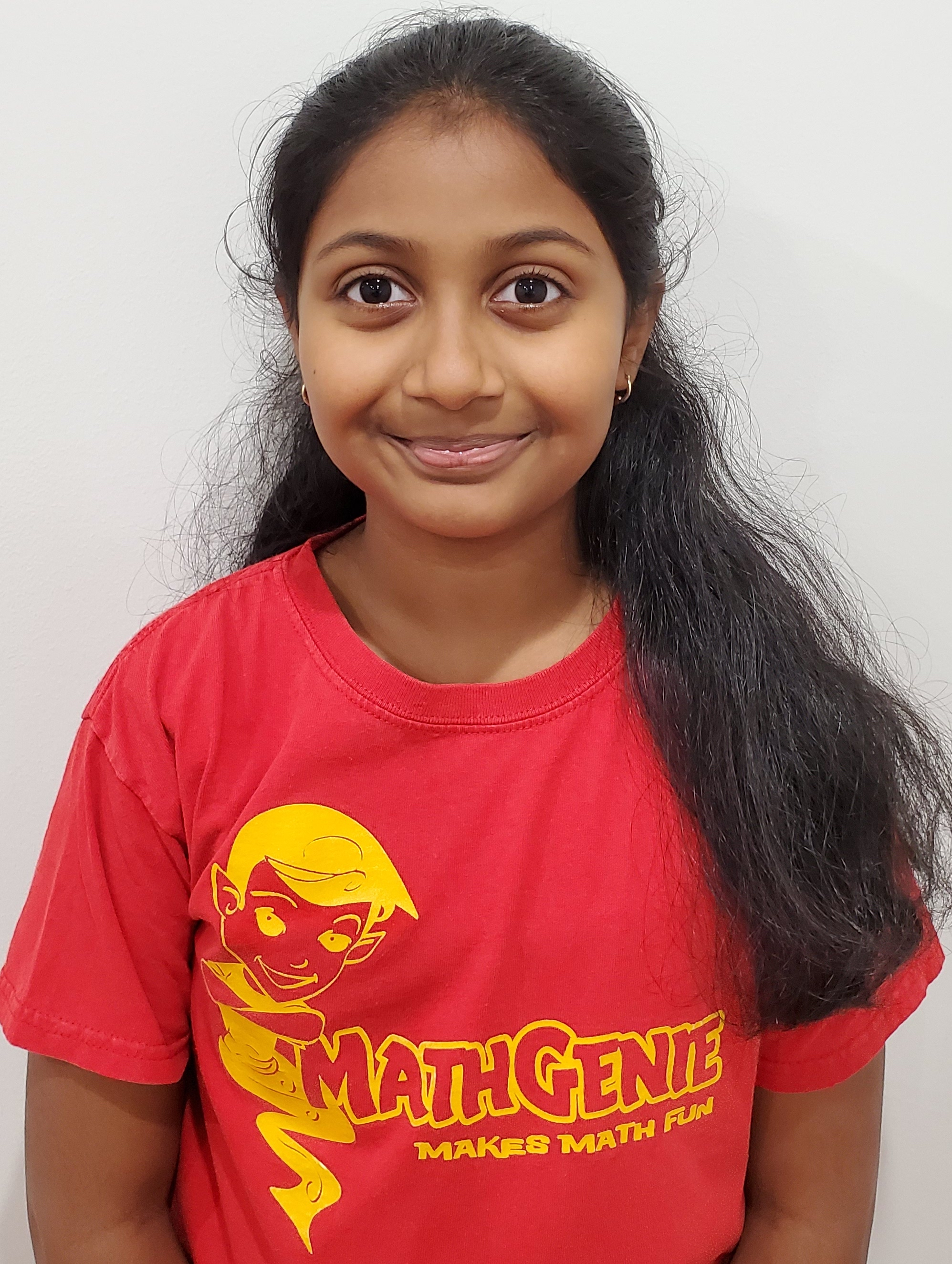 Math Genie Student Excels in Advanced School