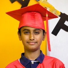 Math Genie Graduate gets into GNT and Johns Hopkins Program