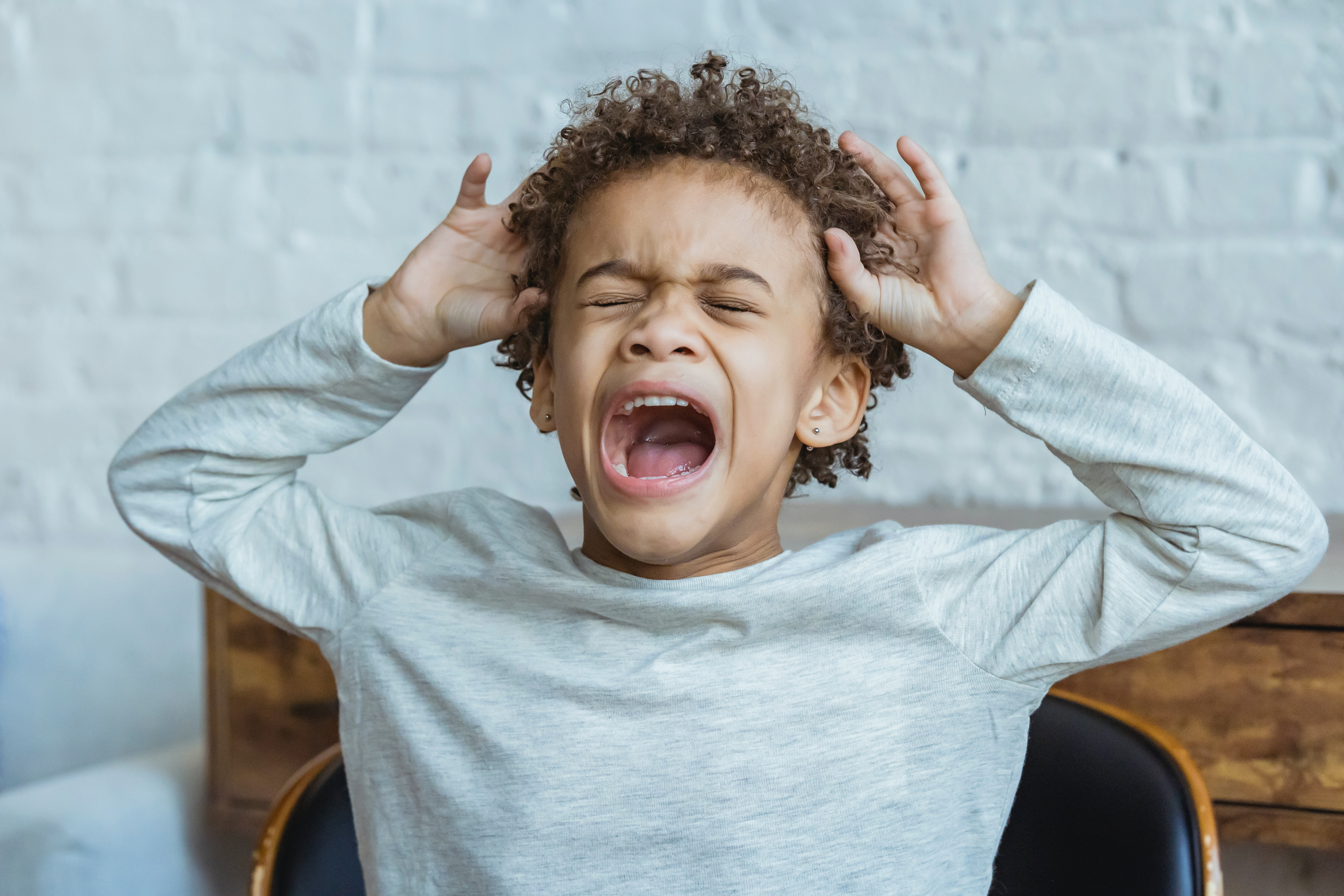 5 Ways to Handle a Defiant Child as We Return Back to In-Person School