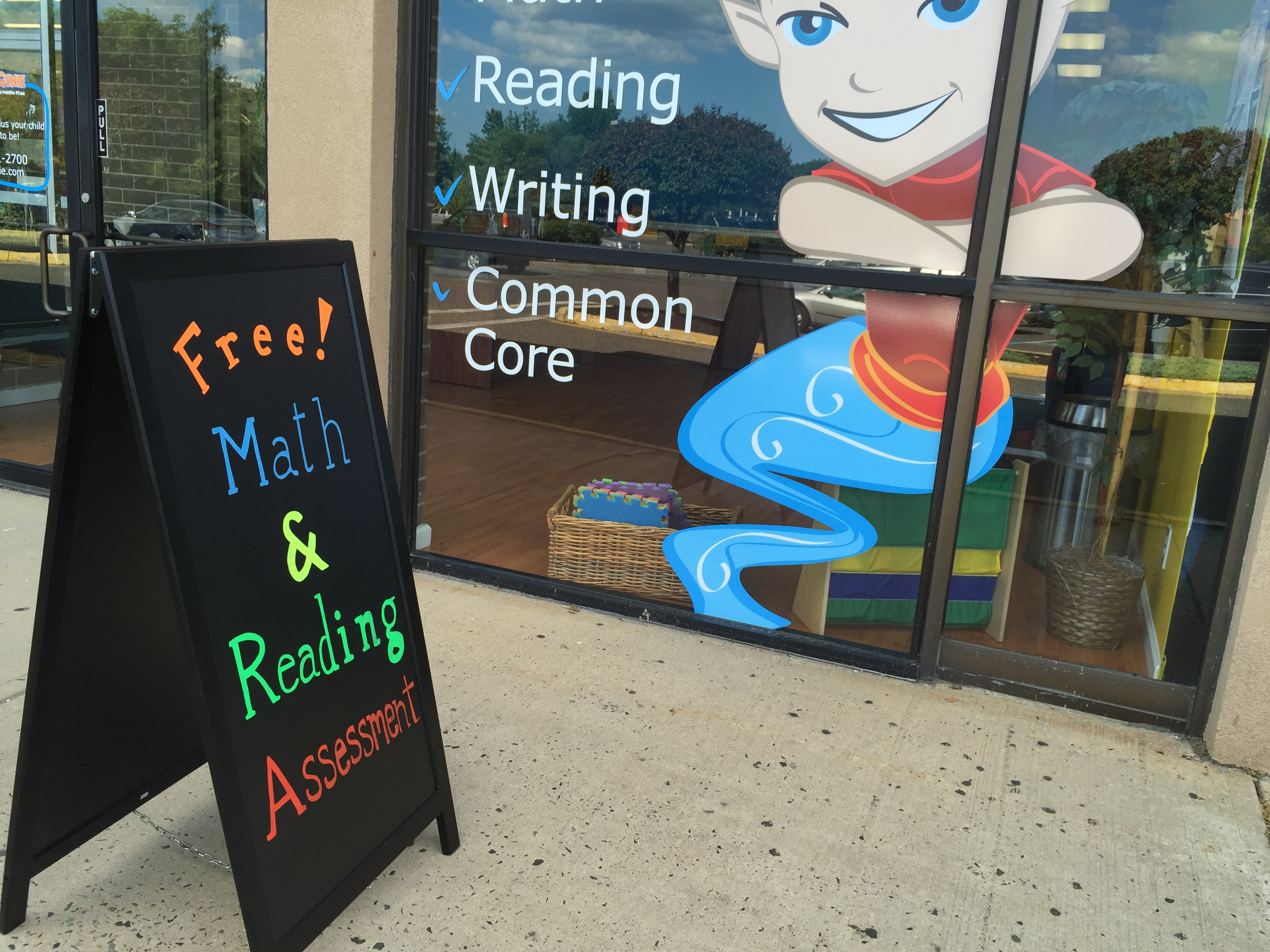 Math Genie East Brunswick Free Math and Reading Assessments