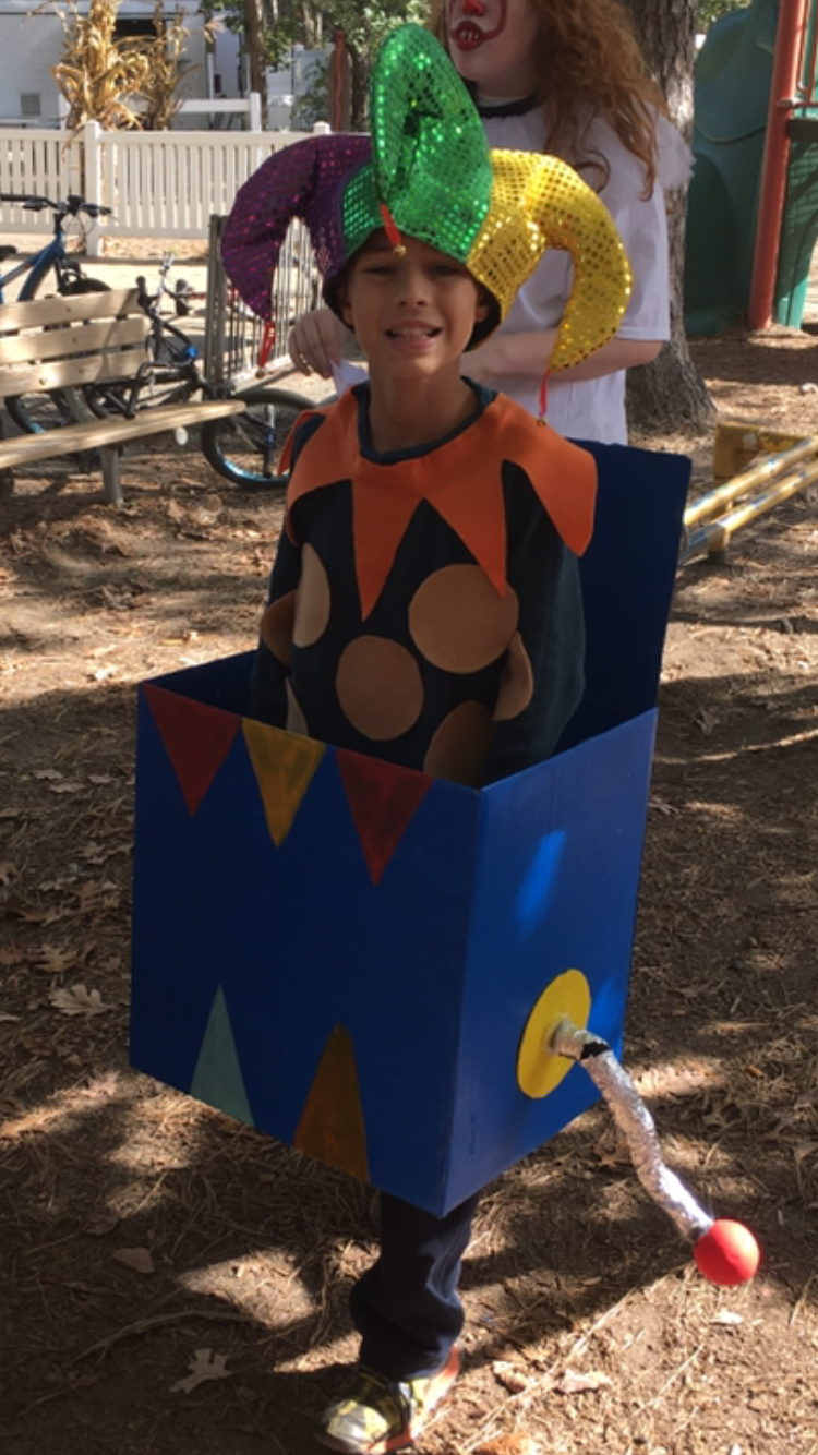 Math Genie's Halloween Contest First Place Winners of Central New Jersey!