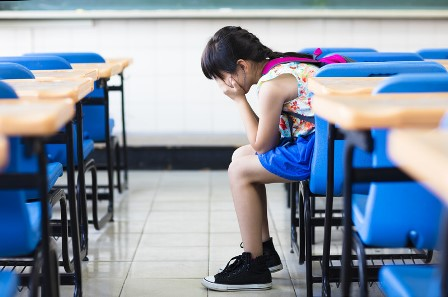 failing child