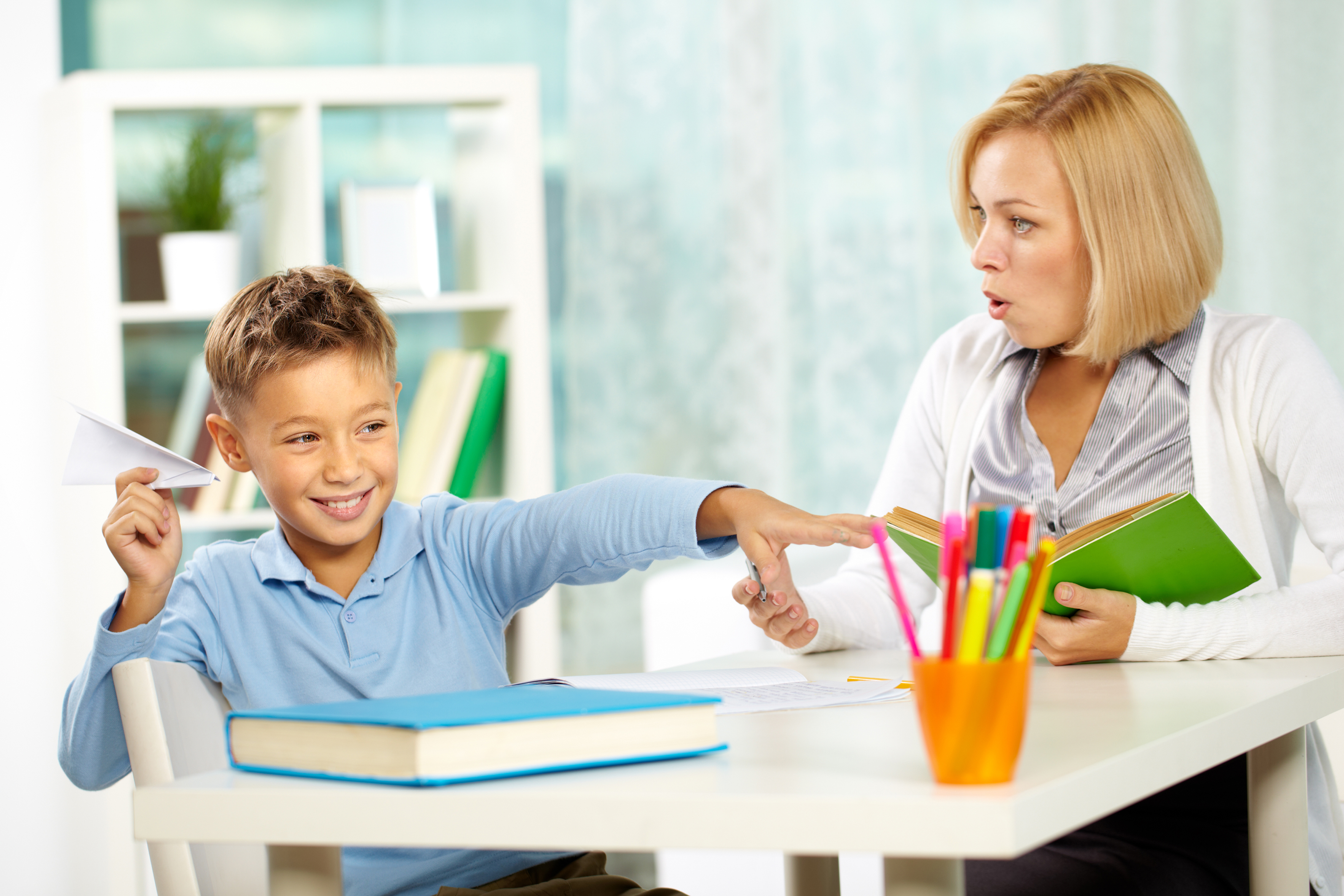 What to Do When Your Child Brings Home Bad Grades?