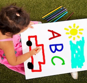help your child learn to spell