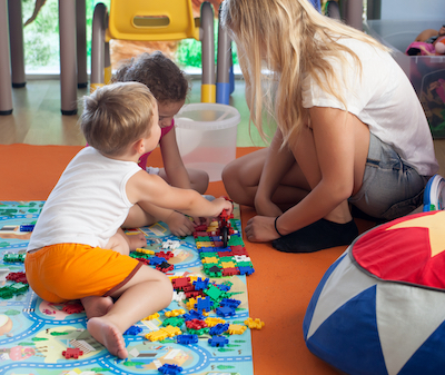how puzzles help your child grow