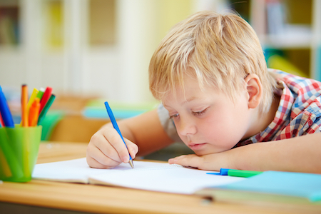 how to develop narrative writing skills in your child
