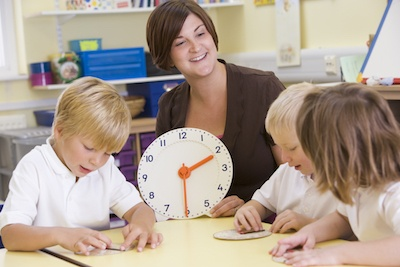 how to teach your kids to tell time