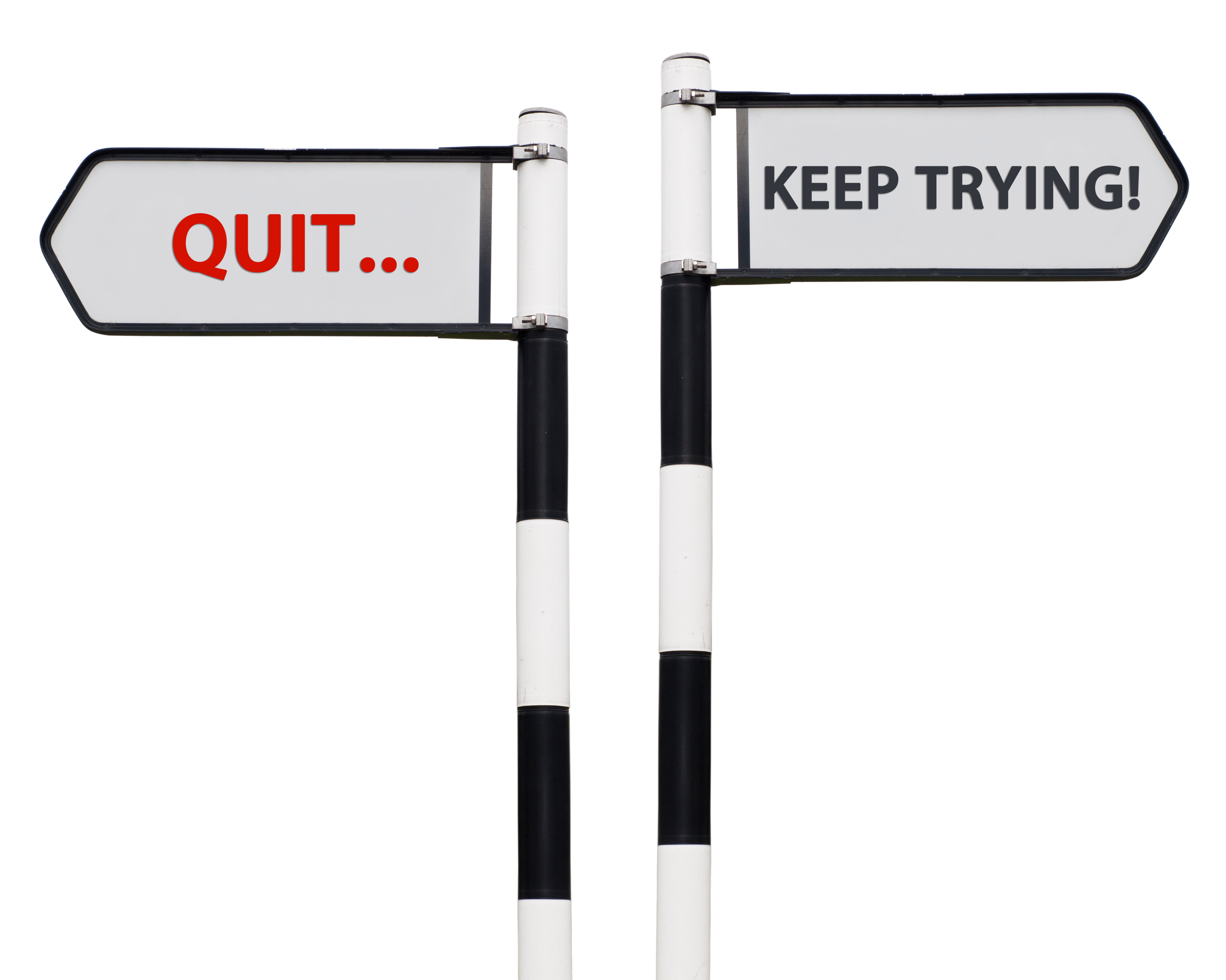 keep-trying-and-don't-quit-quitters-never-win