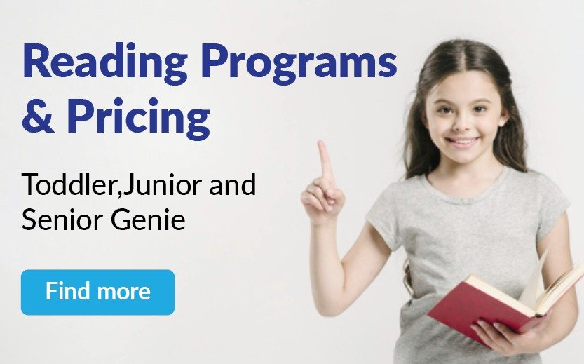 Reading Programs & Pricing