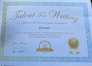 talent-for-writing-jaynlay-winner